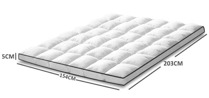 DreamZ Top Mattress Topper