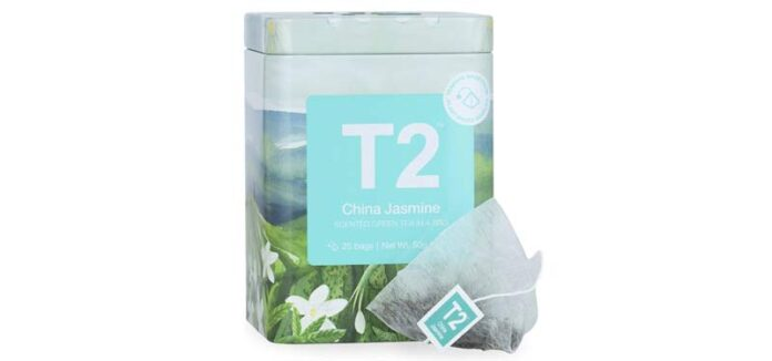 T2 Tea China Jasmine Green tea